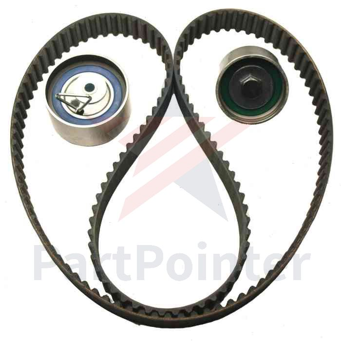 Cloyes Timing Belt Component Kit For 1996-1997 Dodge Grand Caravan 2 4l L4