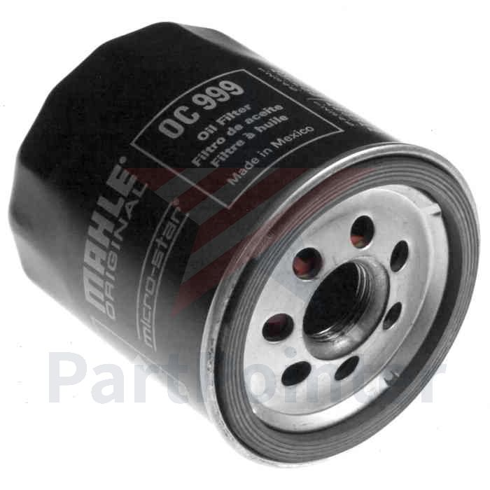 MAHLE Engine Oil Filter For 2004-2006 Cadillac CTS