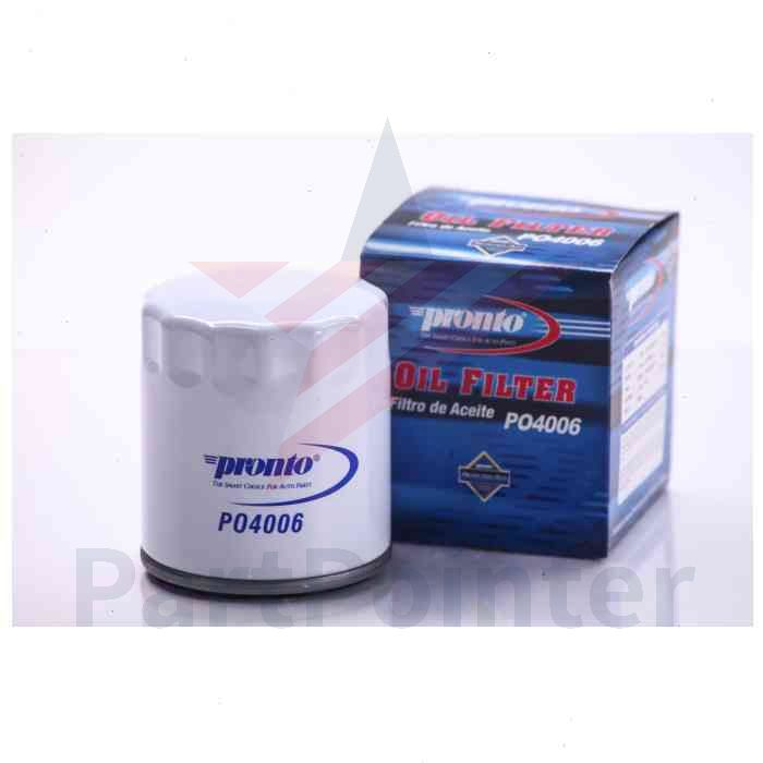 Pronto Engine Oil Filter For 2004-2006 Cadillac CTS