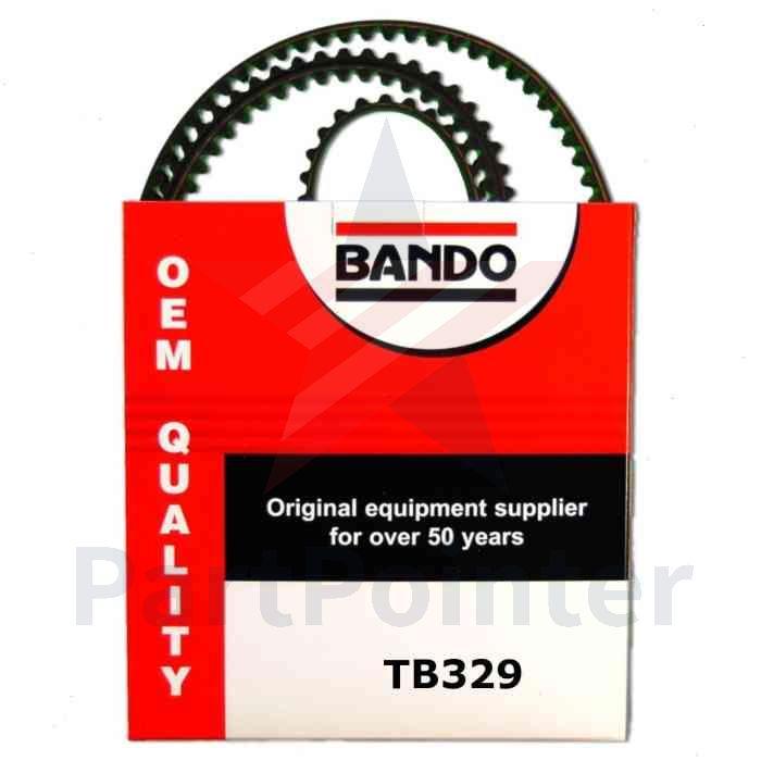 Bando Camshaft Engine Timing Belt For 2013 Acura RDX