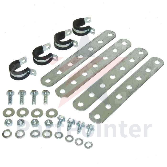 Hayden Oil Cooler Mounting Kit For 2015 Acura TLX