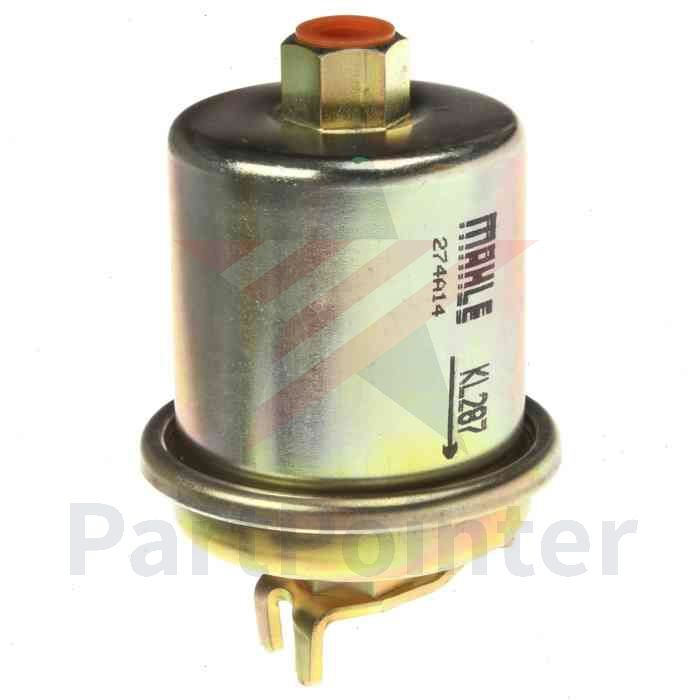 MAHLE In-Line Fuel Filter For 1996-2004 Acura RL