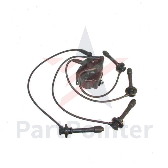 Karlyn Spark Plug Wire Set For 1989